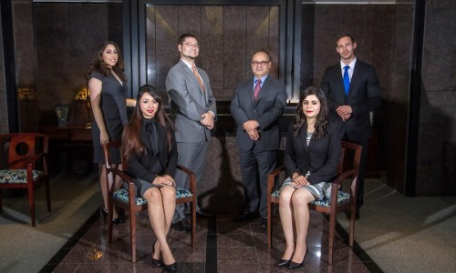 Sharif Faust Law Firm in San Diego